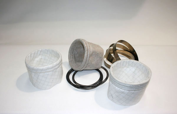 Dust Cuffs for Filter Bags
